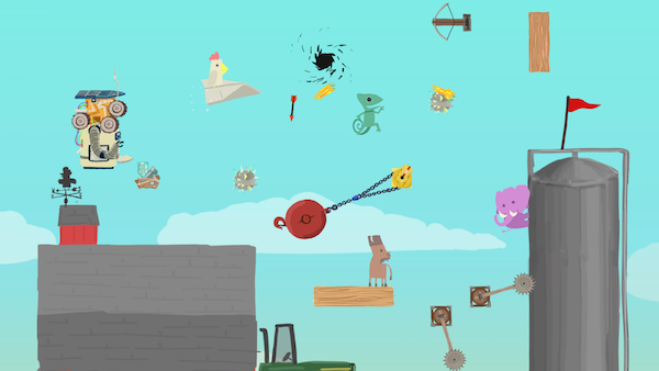 ESH | Ultimate Chicken Horse Review