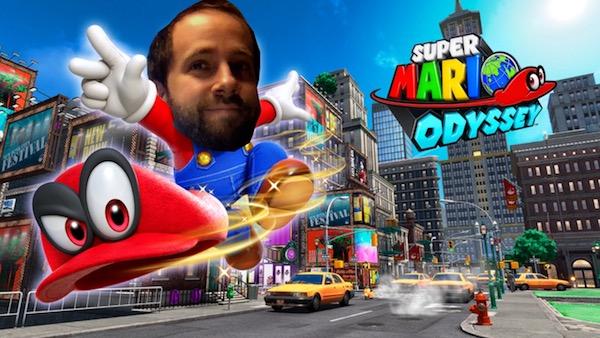 GOTY 2017 | Number 3 — Super Mario Odyssey