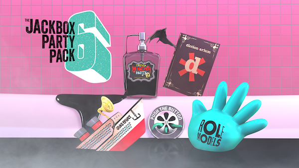 ESH | The Jackbox Party Pack 6 Review