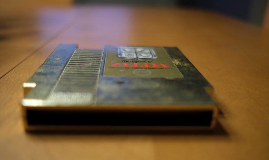 Game Photos | HBD Legend ofZelda